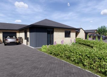 Thumbnail 2 bed semi-detached bungalow for sale in The Poppyfields, Collingham, Newark On Trent