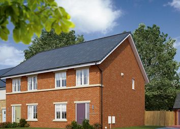 "Thumbnail 3 bed semi-detached house for sale in ""The Kilmington"" at Elms Way, Yarm"