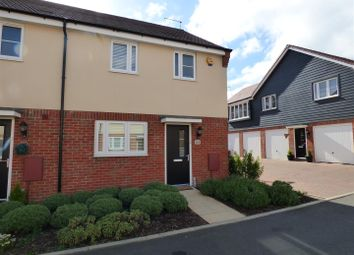 Thumbnail 3 bedroom end terrace house for sale in Wolseley Drive, Dunstable