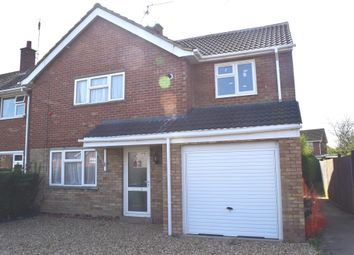 Thumbnail 3 bedroom end terrace house for sale in Thistle Drive, Stanground, Peterborough