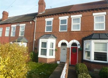 Thumbnail 3 bed terraced house for sale in Doncaster Road, South Elmsall, Pontefract, West Yorkshire