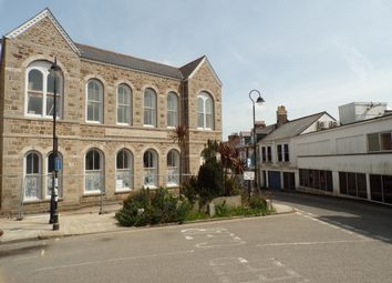 Thumbnail 1 bed flat to rent in Trevithick Road, Camborne