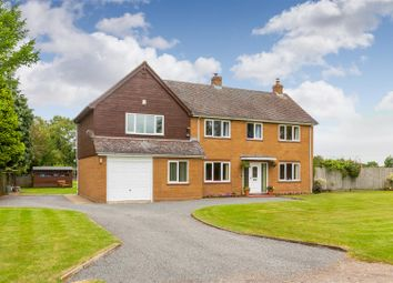 Thumbnail 4 bed detached house for sale in Buxtons Lane, Guilden Morden, Royston