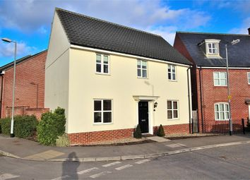 Thumbnail 3 bed detached house for sale in Flitch Green, Great Dunmow, Essex