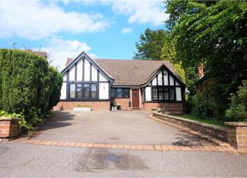 Thumbnail 4 bed detached house for sale in Broadstrood, Loughton