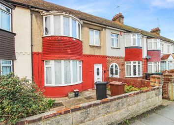 Thumbnail 3 bed terraced house for sale in Abbey Road, Gravesend, Kent