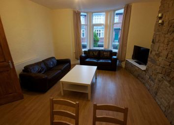 Thumbnail 4 bedroom terraced house to rent in Addycombe Terrace, Heaton