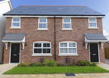 """Thumbnail 2 bedroom semi-detached house for sale in """"Beeley"""" at Alfrey Close, Southbourne, Emsworth"""