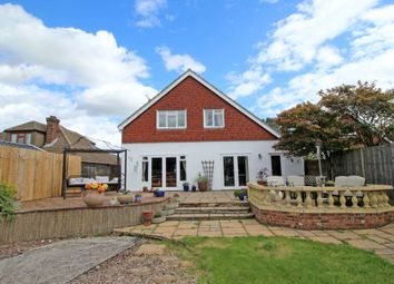 Thumbnail 5 bed detached house for sale in Hever Avenue, West Kingsdown, Sevenoaks
