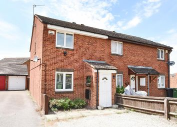 Thumbnail 2 bed end terrace house for sale in Berinsfield, Oxford