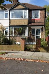 Thumbnail 3 bed terraced house for sale in Jubilee Road, Perivale, Greenford, Middlesex