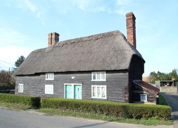 Thumbnail 3 bedroom cottage for sale in Main Road, Bucklesham, Ipswich, Suffolk