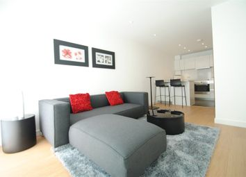 Thumbnail 1 bed flat to rent in Waterhouse Apartments, 3 Saffron Central Square, Croydon
