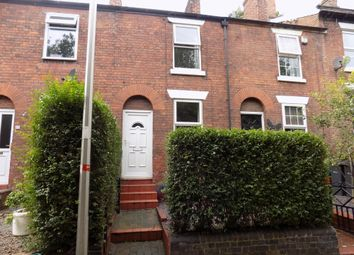 Thumbnail 2 bed terraced house for sale in Navigation Road, Northwich