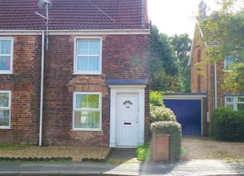 2 bed semi-detached house to rent in Norfolk Street, Boston PE21
