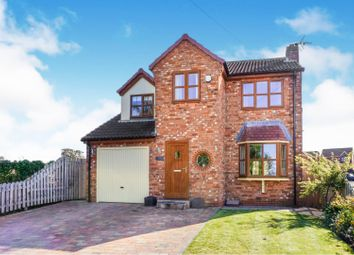 Thumbnail 4 bed detached house for sale in Ings Lane, Beal, Goole