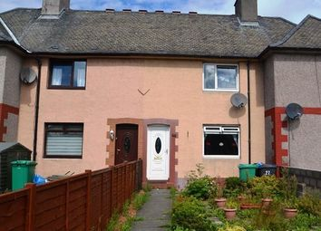 Thumbnail 2 bed terraced house to rent in Admiralty Road, Rosyth, Dunfermline