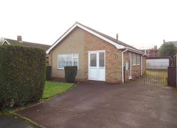 Thumbnail 2 bed detached bungalow for sale in Swallow Walk, Hathern, Loughborough