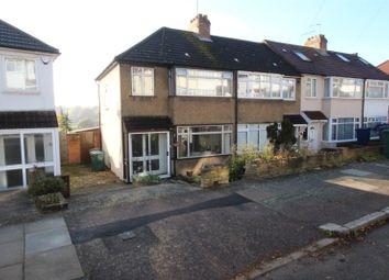 Thumbnail 3 bedroom end terrace house for sale in Daneland, Barnet, Hertfordshire