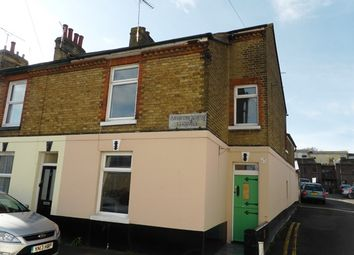 Thumbnail 3 bedroom end terrace house for sale in Barton View Terrace, Dover