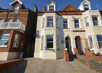 Thumbnail 5 bed semi-detached house for sale in Rectory Road, Broadstairs, Kent