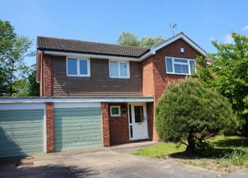 Thumbnail 4 bed detached house for sale in Eastcote Avenue, Bramcote