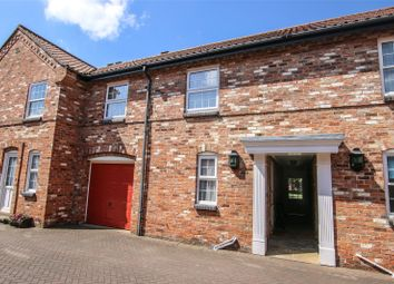 Thumbnail 2 bed terraced house for sale in Church Mill Court, Market Rasen