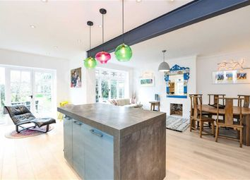 Thumbnail 5 bed detached house for sale in Okehampton Road, Brondesbury Park, London