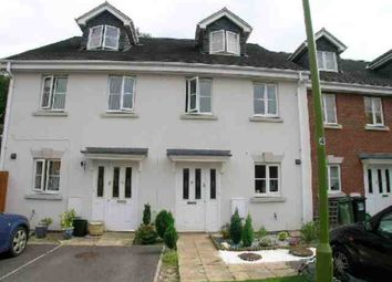 Thumbnail 4 bed town house to rent in Wilcon Way, Watford