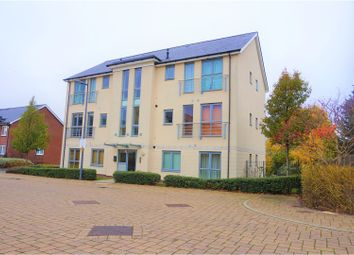 Thumbnail 2 bed flat for sale in Lister Drive, Gravesend