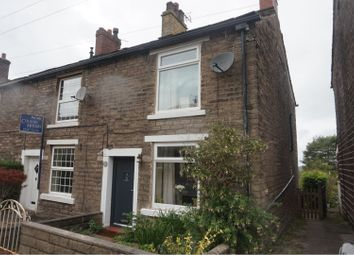 Thumbnail 3 bed cottage for sale in Glossop Road, Glossop
