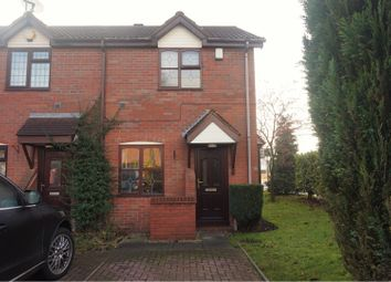 Thumbnail 2 bedroom end terrace house for sale in Stable Court, Dudley