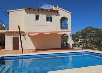 Thumbnail 3 bed villa for sale in Alcalali, Valencia, Spain