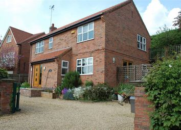 Thumbnail 4 bed detached house for sale in Mansfield Road, Farnsfield, Nottinghamshire