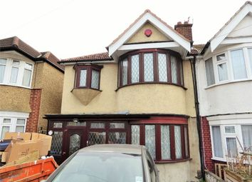 Thumbnail 3 bed end terrace house to rent in Waverley Road, Harrow, Greater London