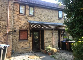 Thumbnail 2 bed terraced house for sale in Jasmine Gardens, Hatfield