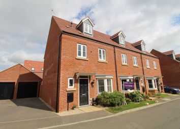 Thumbnail 4 bed end terrace house for sale in Heston Walk, Oxley Park