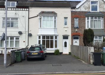 Thumbnail 3 bed flat for sale in Manor Road, Wallasey