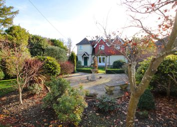 Thumbnail 3 bed detached house for sale in Rookes Lane, Lymington, Hampshire