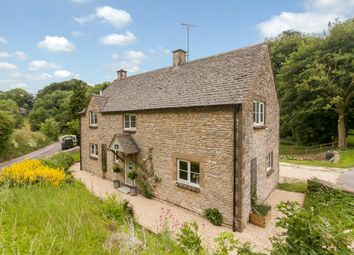Thumbnail 4 bed detached house for sale in Lower North Wraxall, Chippenham