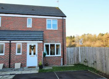 Thumbnail 3 bed semi-detached house for sale in Birtley Crescent, Bedlington, Northumberland