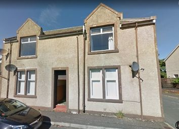 Thumbnail 2 bed duplex for sale in Corsehill, Kilwinning