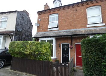 Thumbnail 2 bed end terrace house to rent in Francis Road, Acocks Green, Birmingham