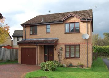 Thumbnail 4 bed detached house to rent in Braeside Park, Mid Calder, West Lothian