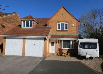 Thumbnail 4 bed detached house for sale in The Grange, Cottam, Preston, Lancashire