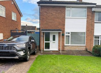 Thumbnail 3 bed semi-detached house for sale in Woodridge Road, Halesowen