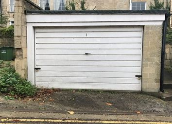 Thumbnail Parking/garage to rent in Camden Crescent, Bath