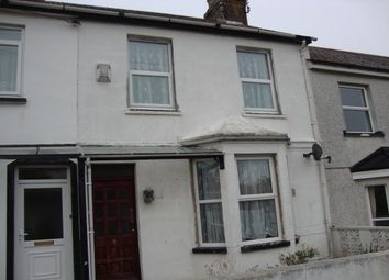 2 bed terraced house to rent in Carew Terrace, Torpoint PL11