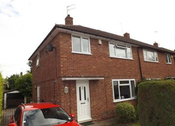 Thumbnail 3 bed semi-detached house for sale in Launceston Crescent, Wilford, Nottingham, Nottinghamshire