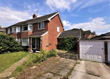 Thumbnail 3 bed semi-detached house for sale in Loggon Road, Basingstoke